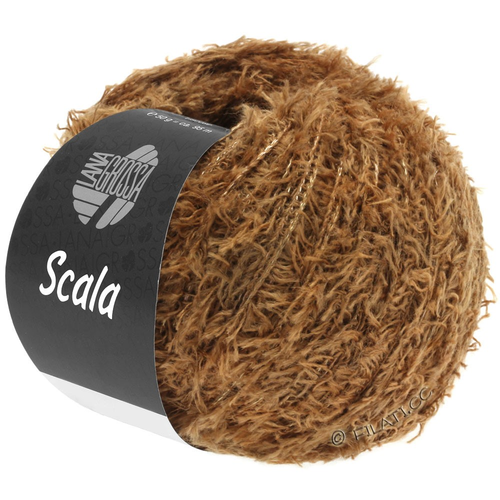 Lana Grossa SCALA | 18-okkerbrun