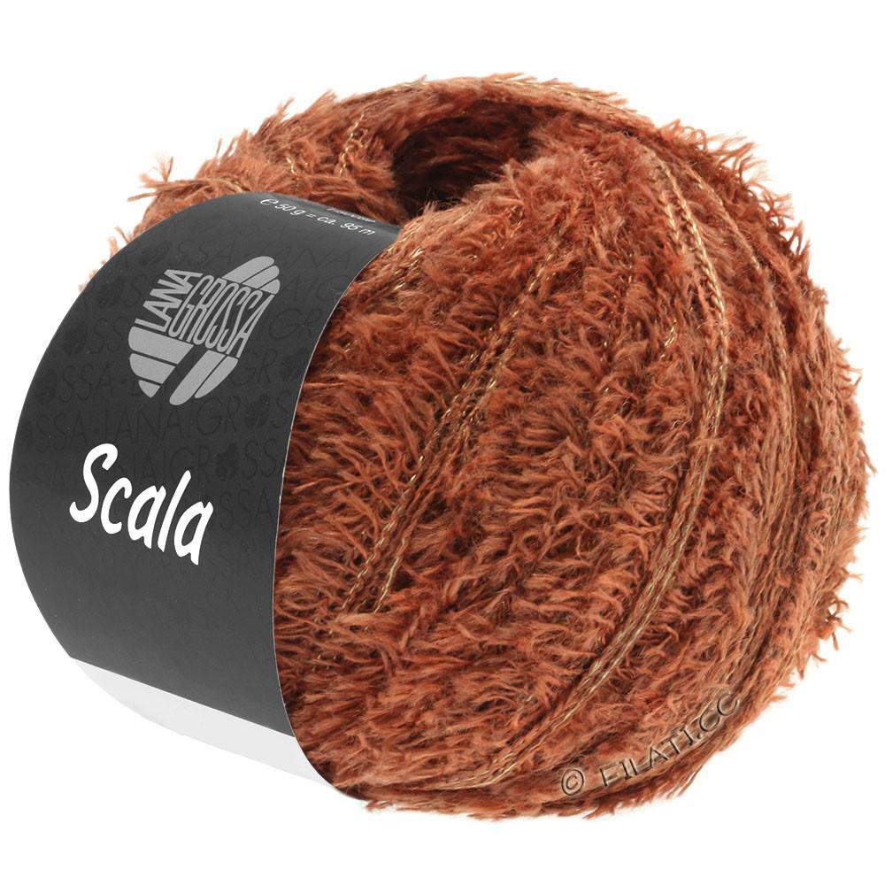 Lana Grossa SCALA | 19-kobberrød