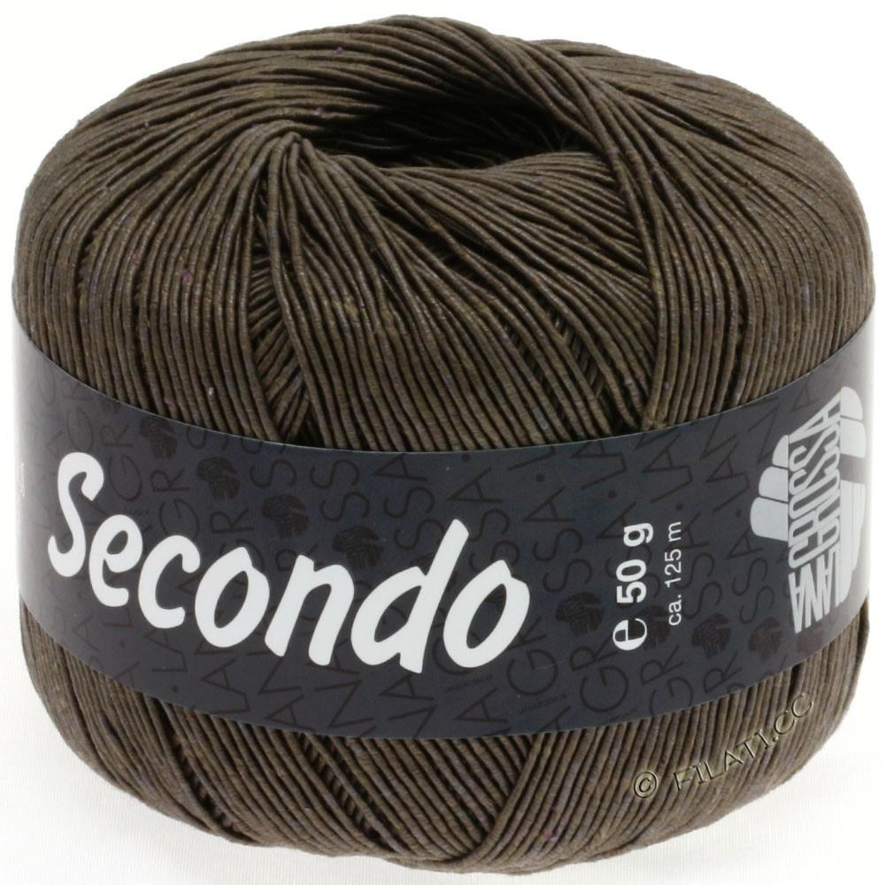 Lana Grossa SECONDO | 09-gråbrun