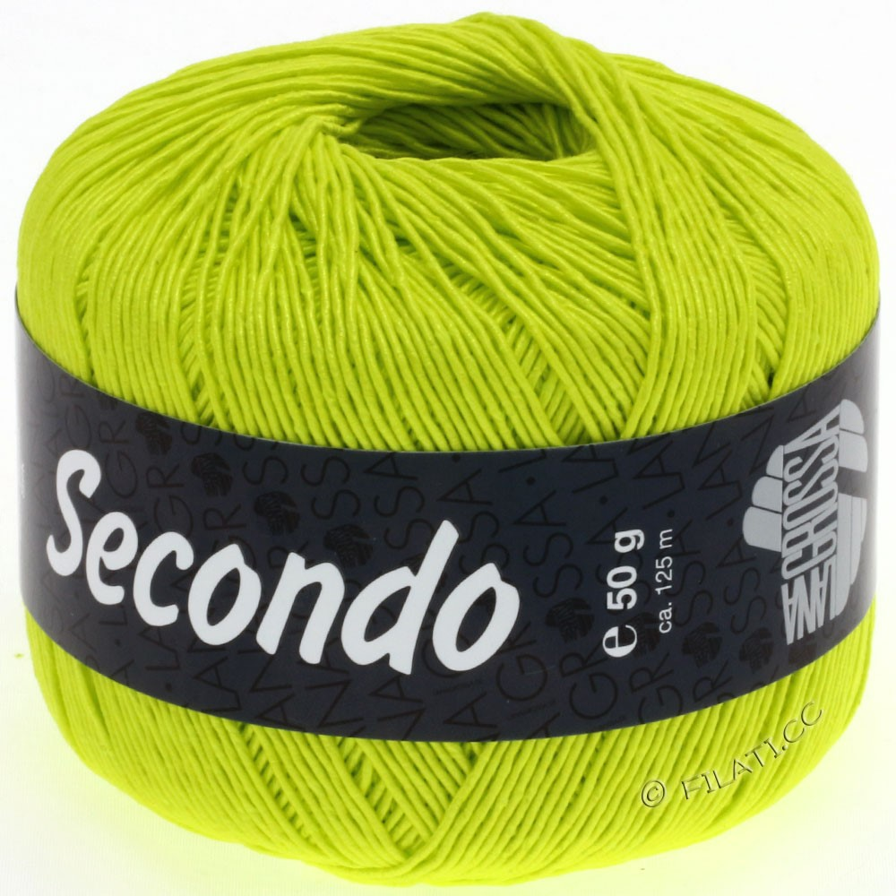 Lana Grossa SECONDO | 51-neon gul