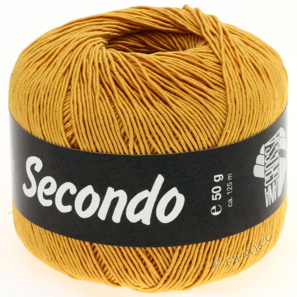Lana Grossa SECONDO | 58-gyldengul