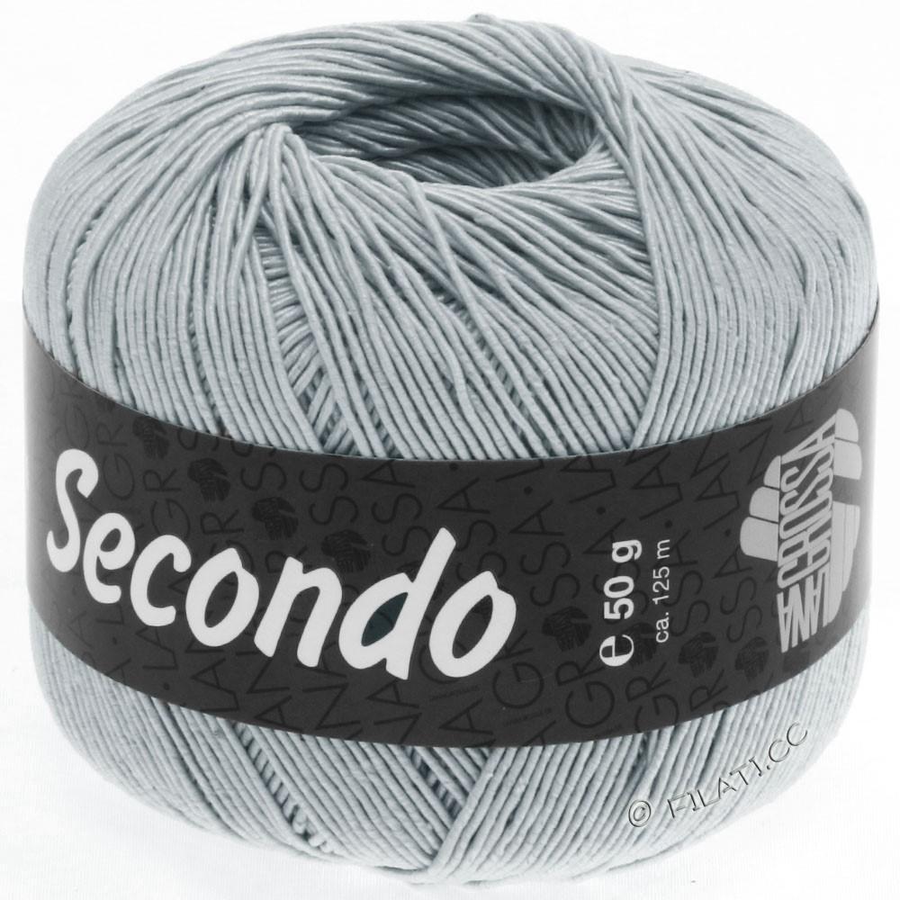 Lana Grossa SECONDO | 61-blågrå