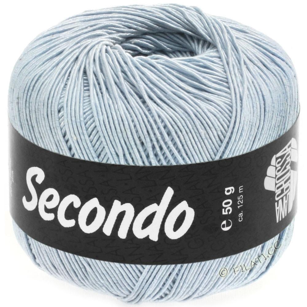 Lana Grossa SECONDO | 63-lyseblå