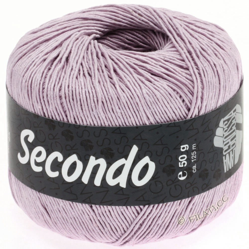 Lana Grossa SECONDO | 64-pastelviolet