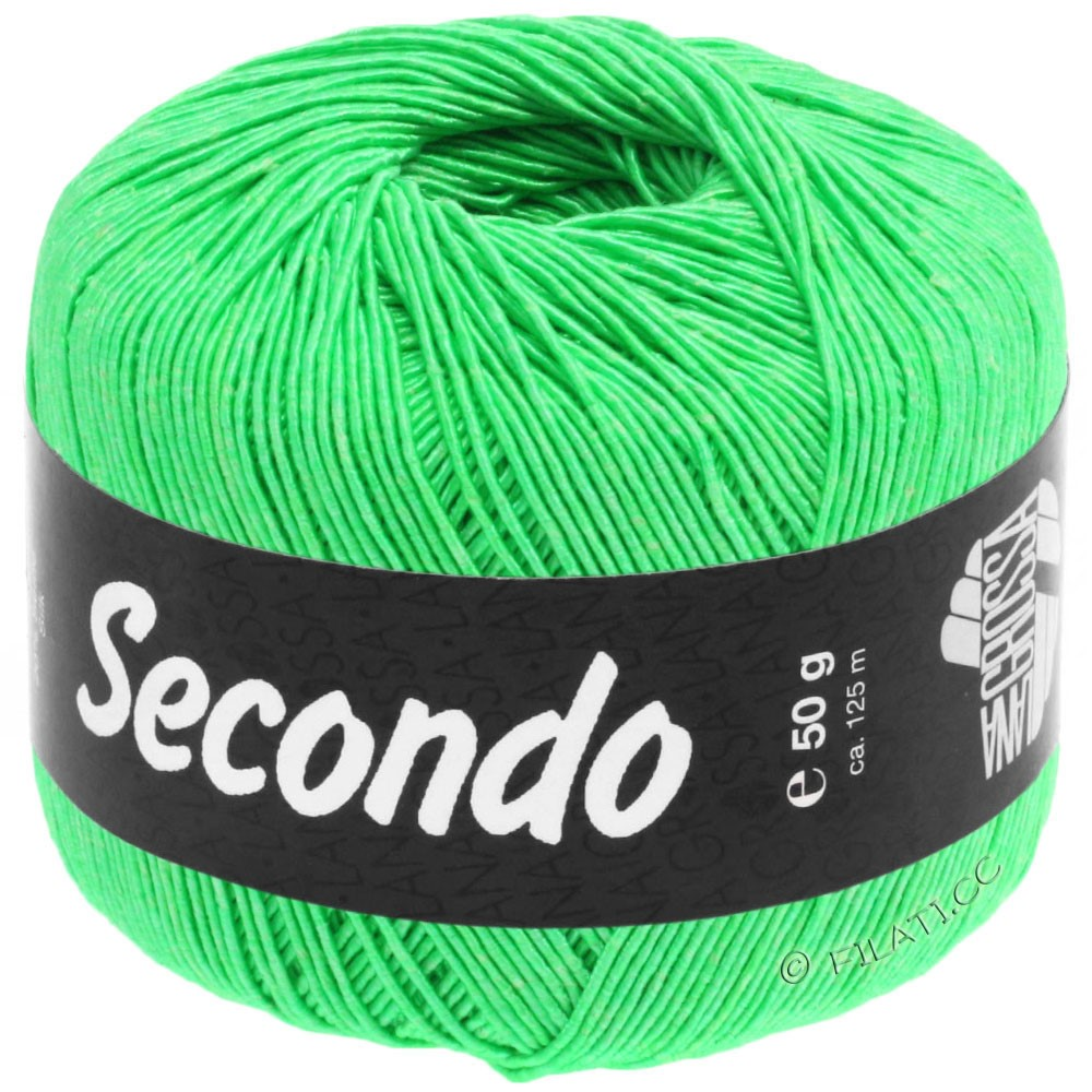 Lana Grossa SECONDO | 67-bilious grøn