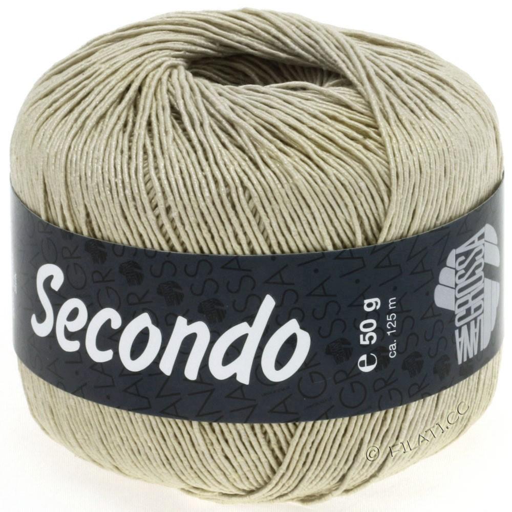 Lana Grossa SECONDO | 68-gråbeige