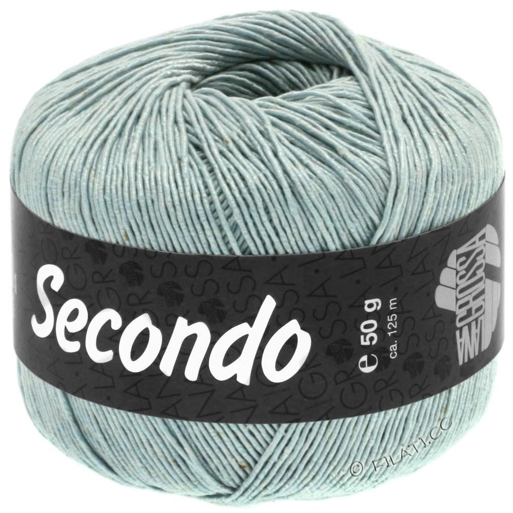 Lana Grossa SECONDO | 72-isblå