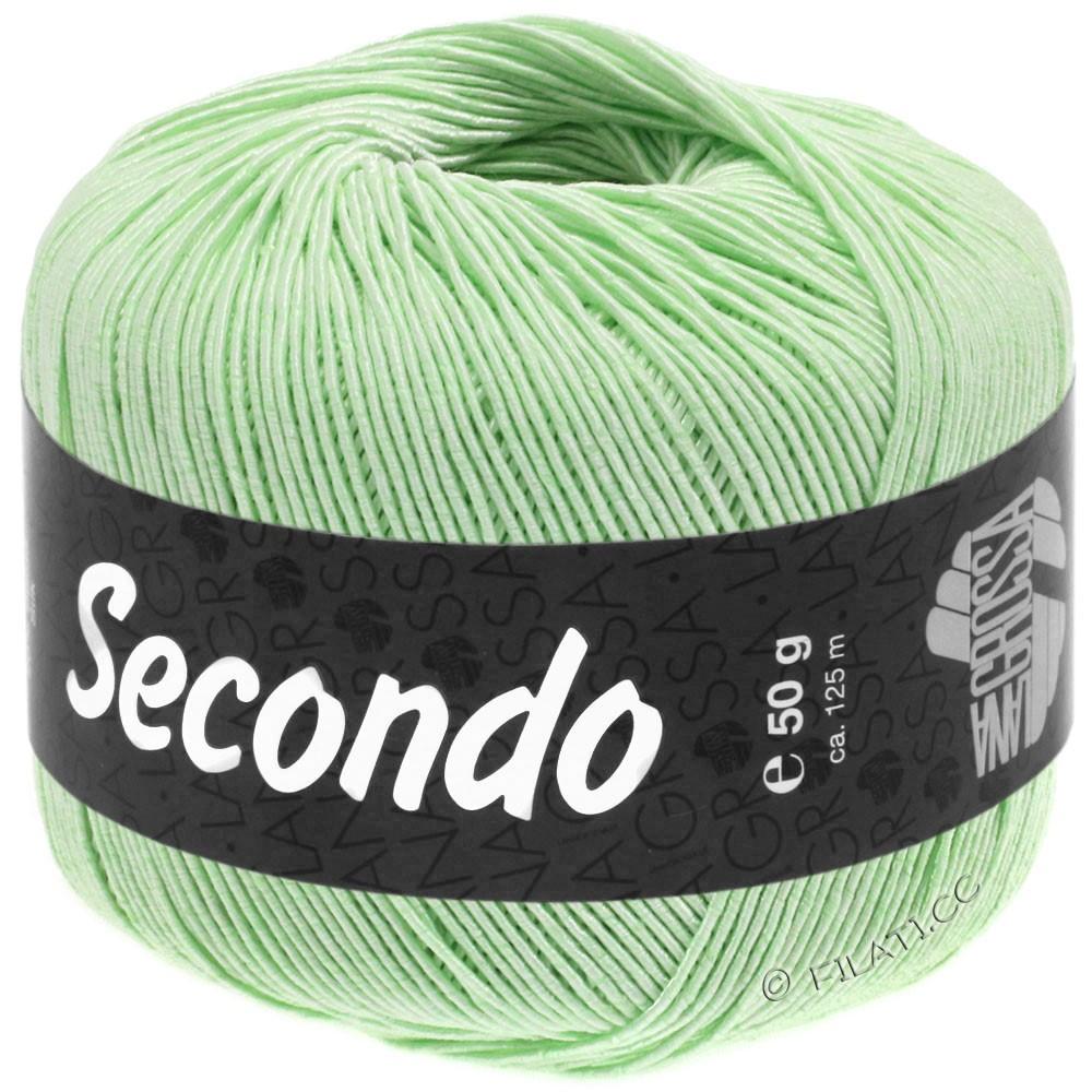 Lana Grossa SECONDO | 86-sartgrøn