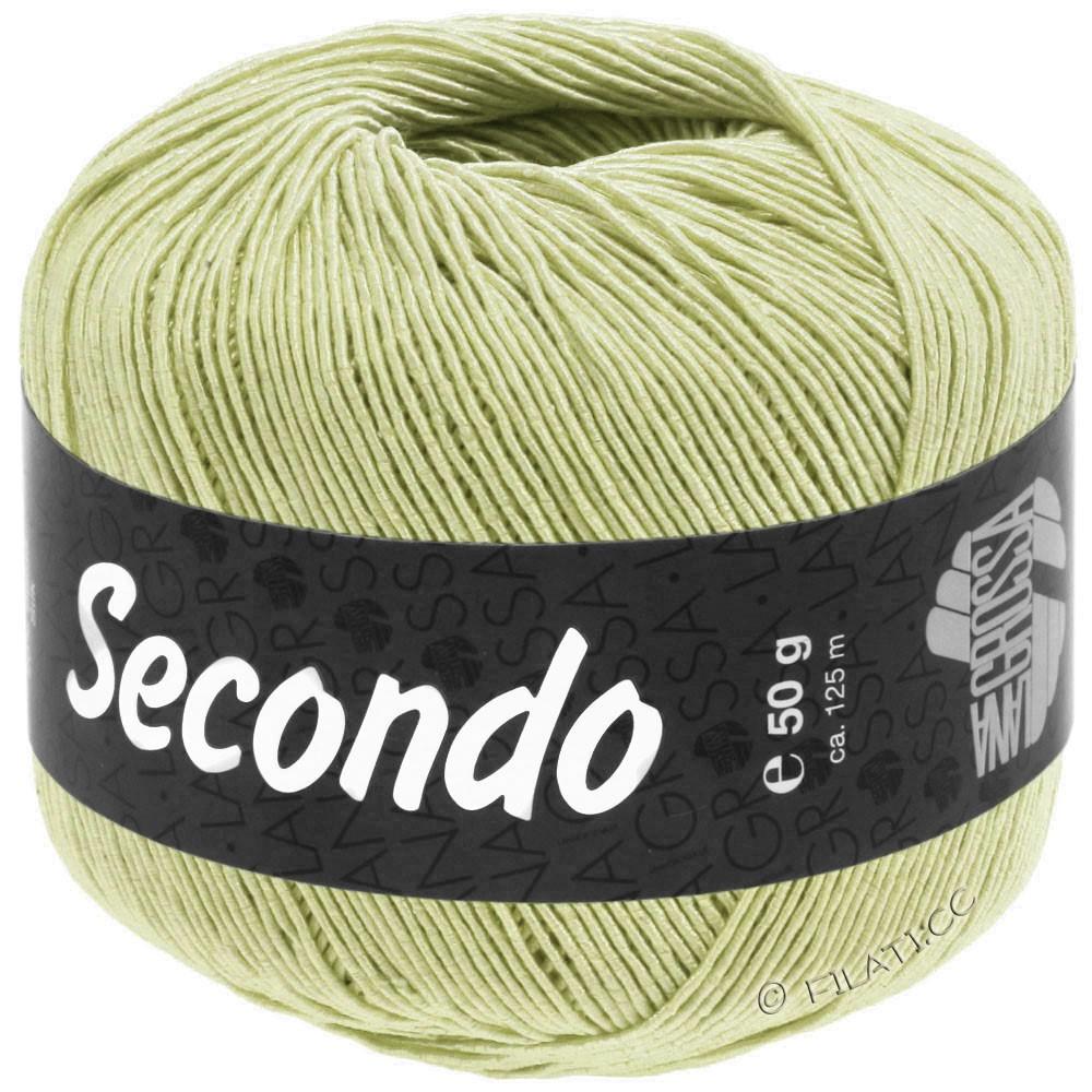 Lana Grossa SECONDO | 88-grøngul