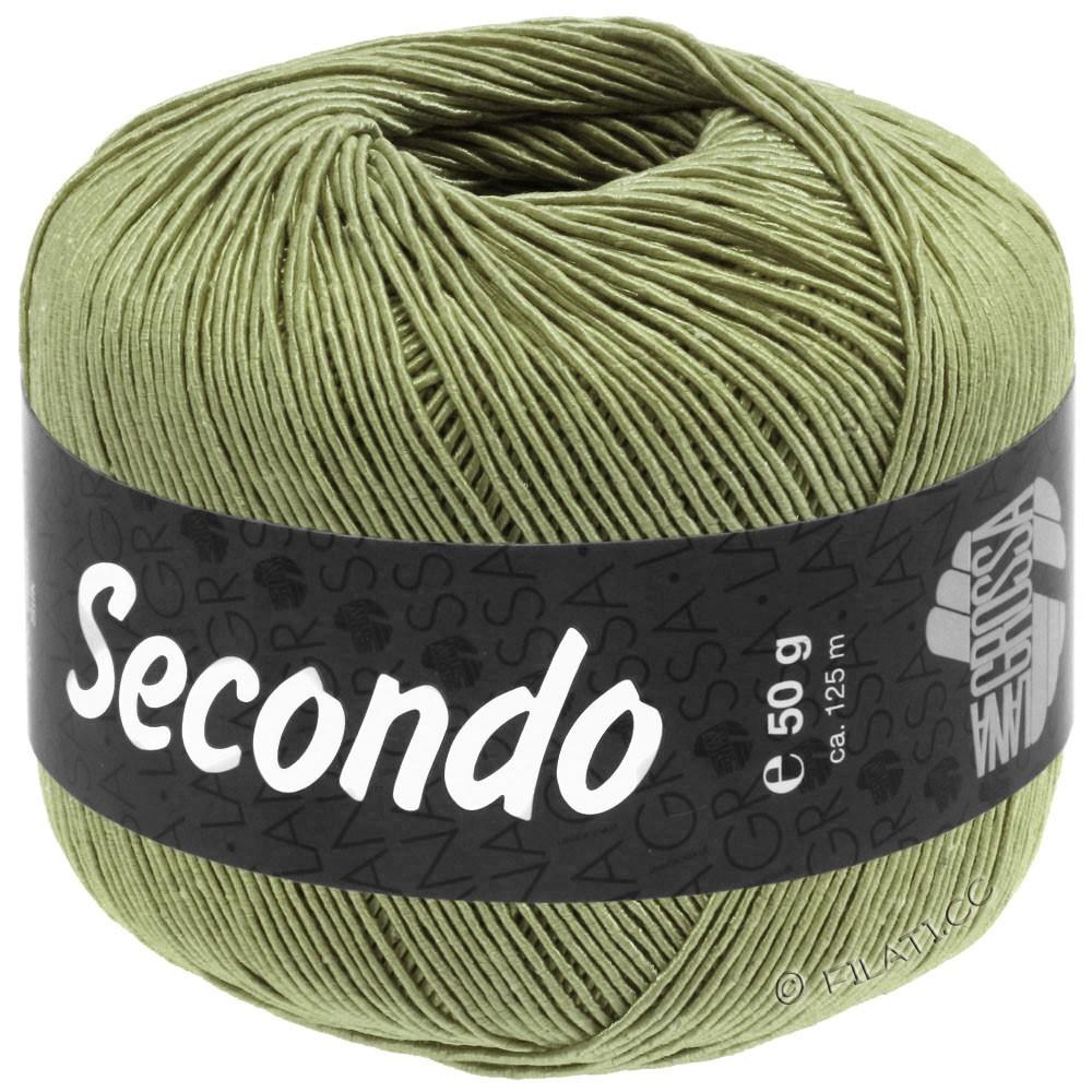 Lana Grossa SECONDO | 89-oliven