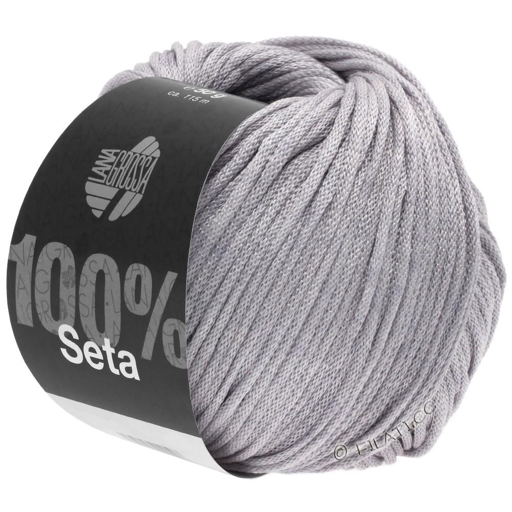 Lana Grossa SETA | 04-grå purpur