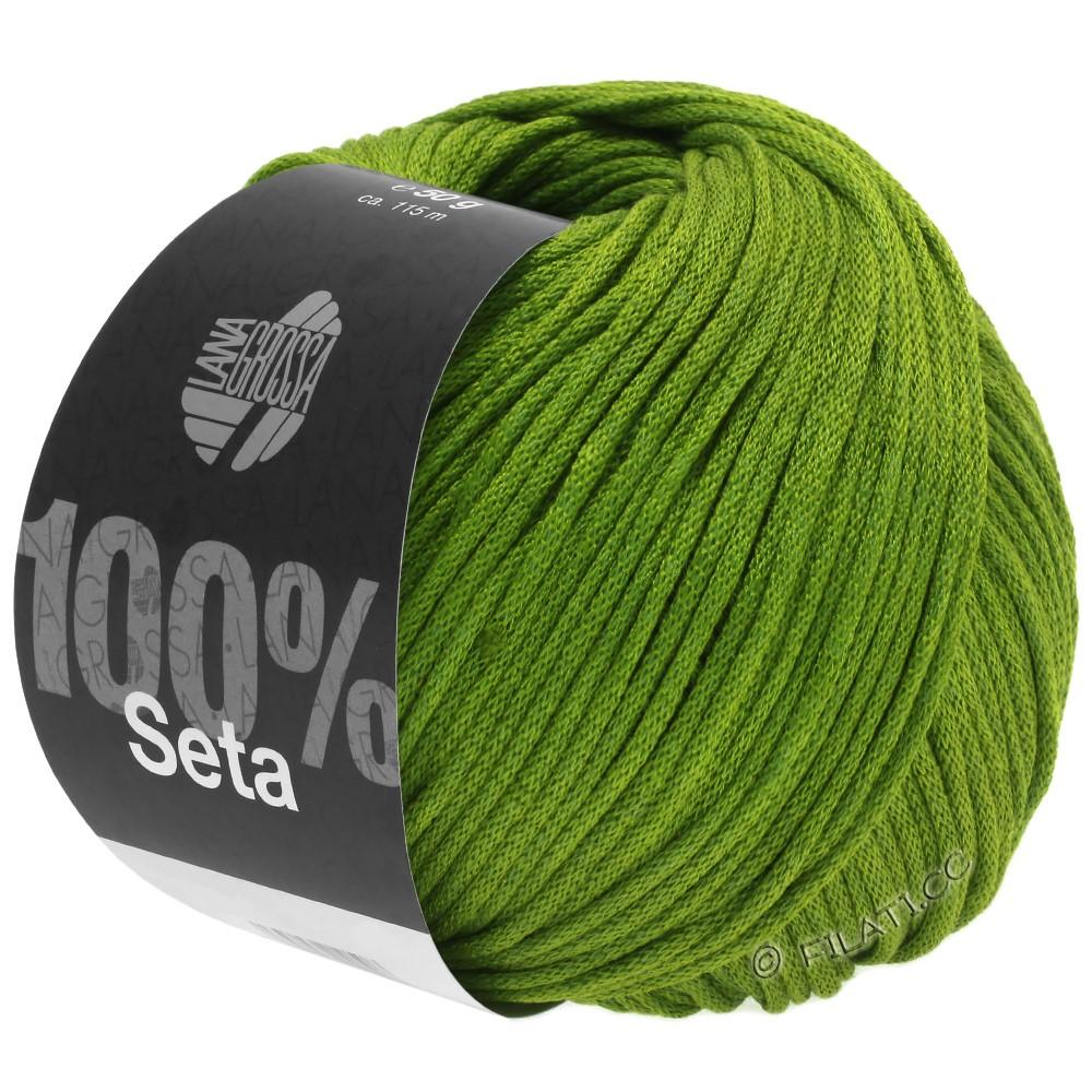 Lana Grossa SETA | 11-majgrøn