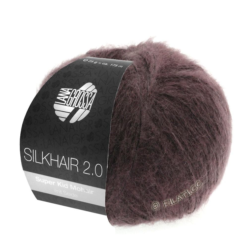 Lana Grossa SILKHAIR 2.0 | 08-bær