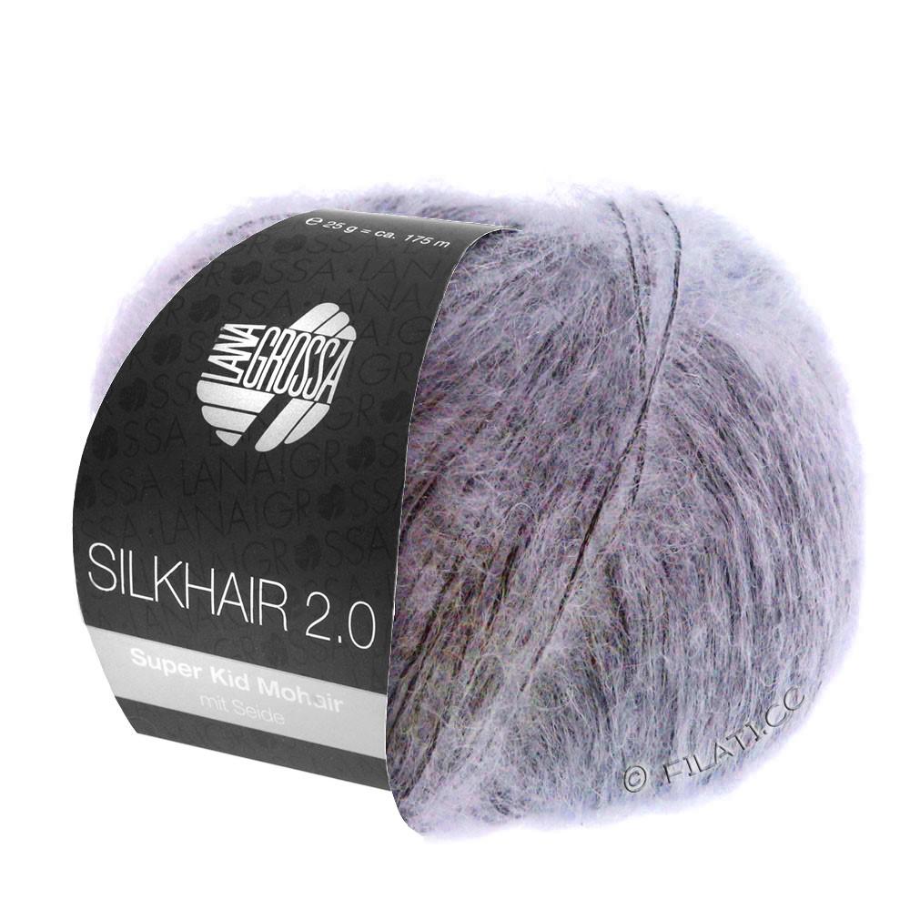 Lana Grossa SILKHAIR 2.0 | 09-rosa