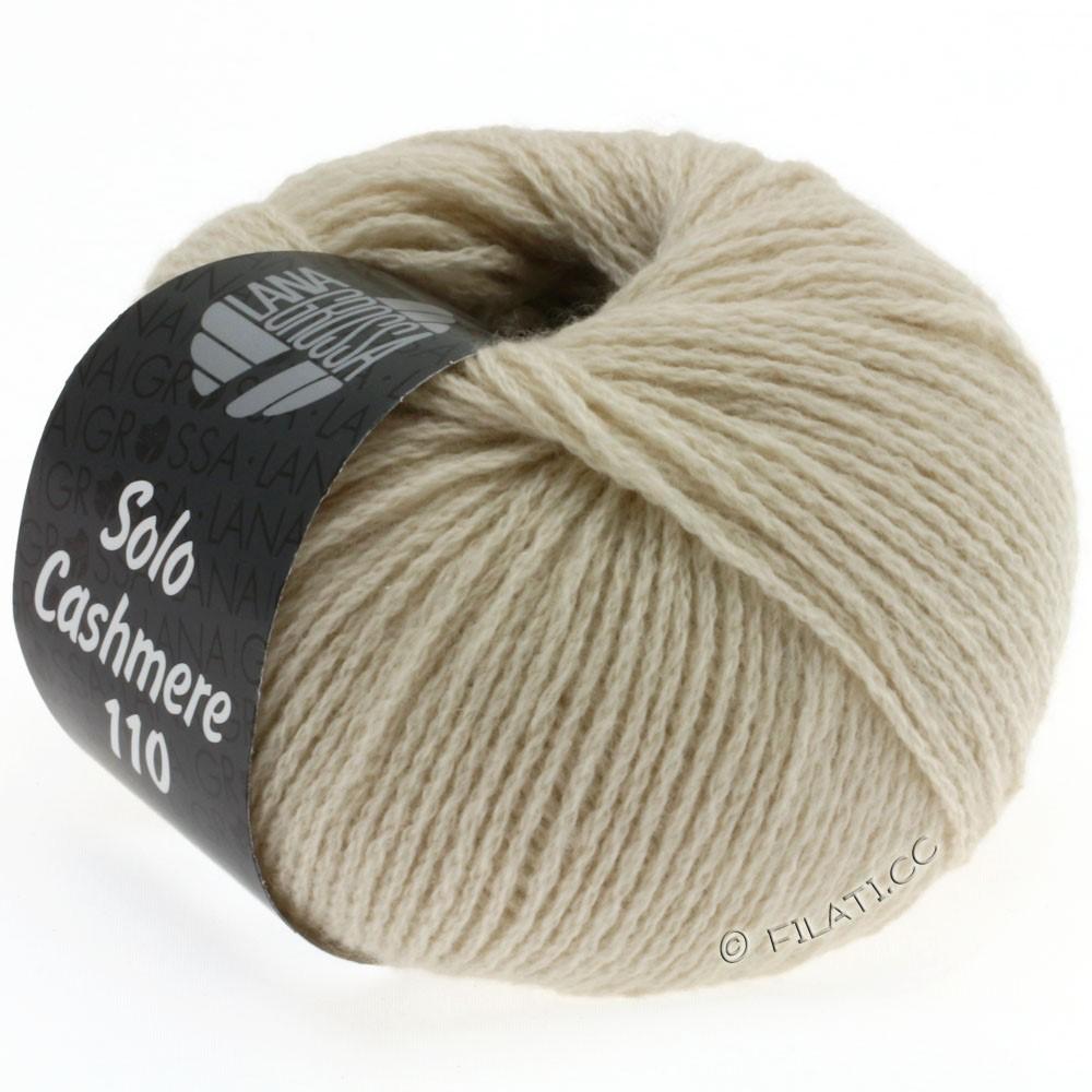 Lana Grossa SOLO CASHMERE 110 | 109-lyse beige