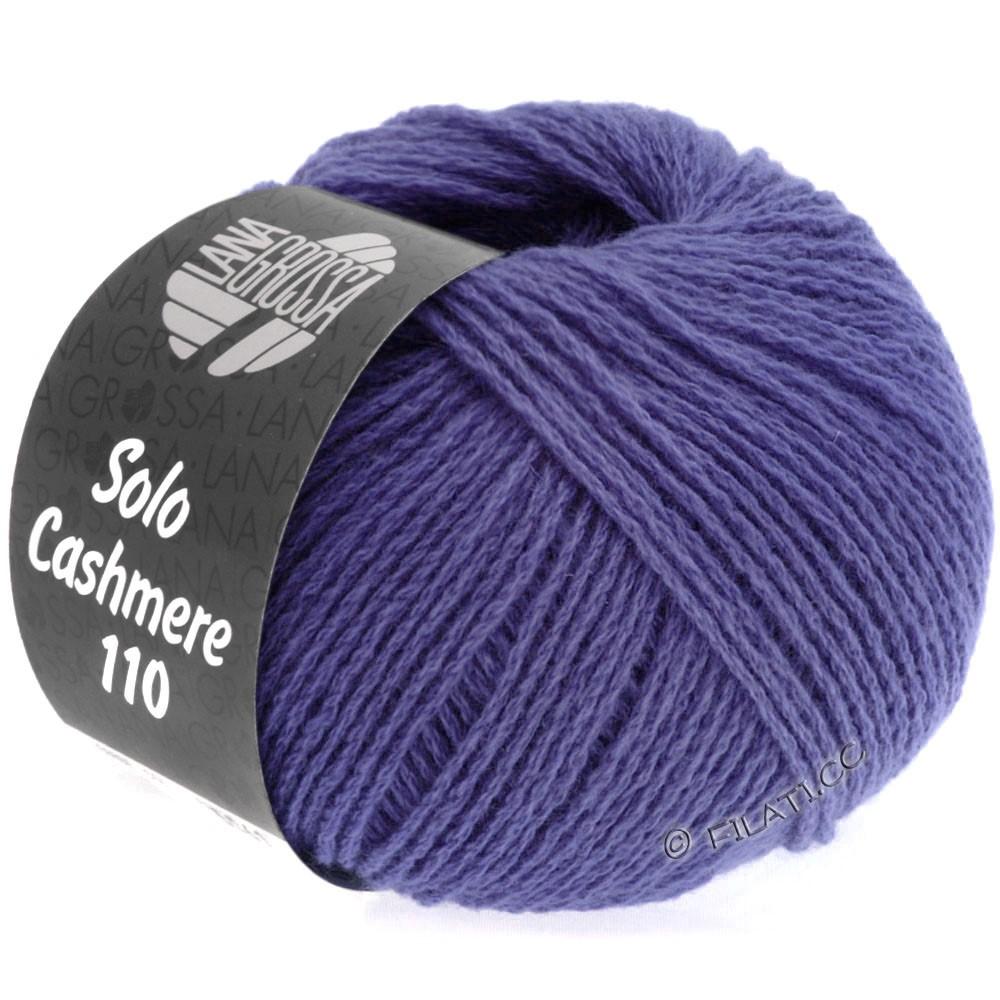 Lana Grossa SOLO CASHMERE 110 | 120-blå violet