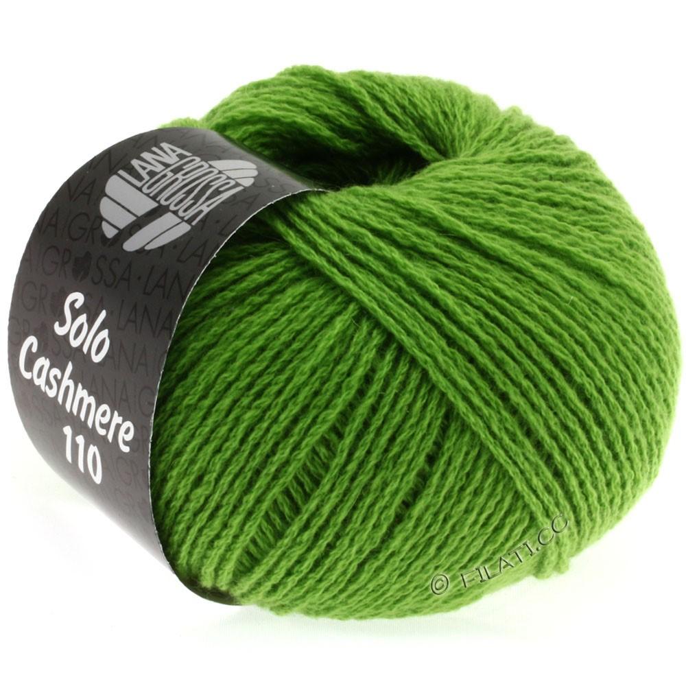 Lana Grossa SOLO CASHMERE 110 | 127-grøn