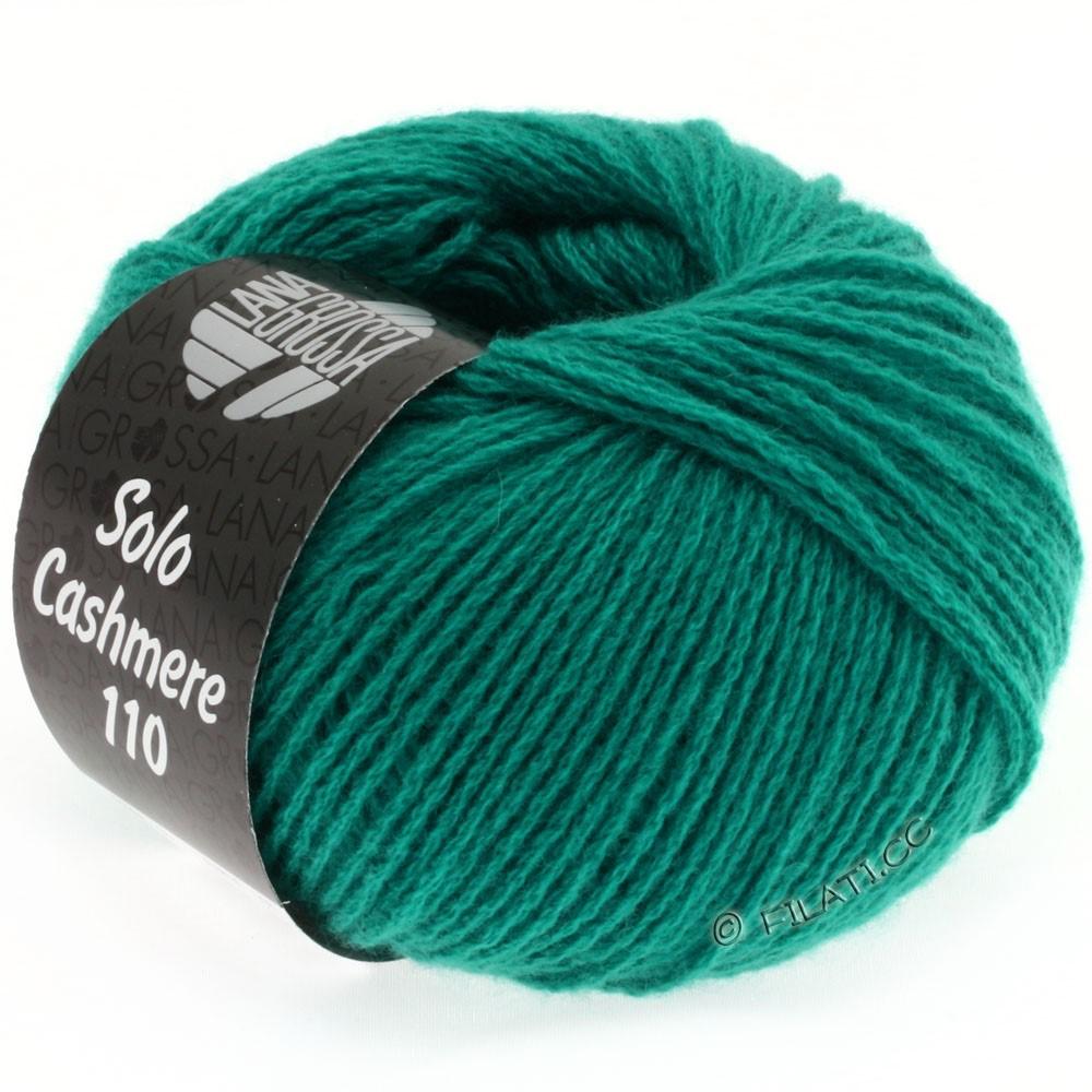 Lana Grossa SOLO CASHMERE 110 | 132-turkisgrøn