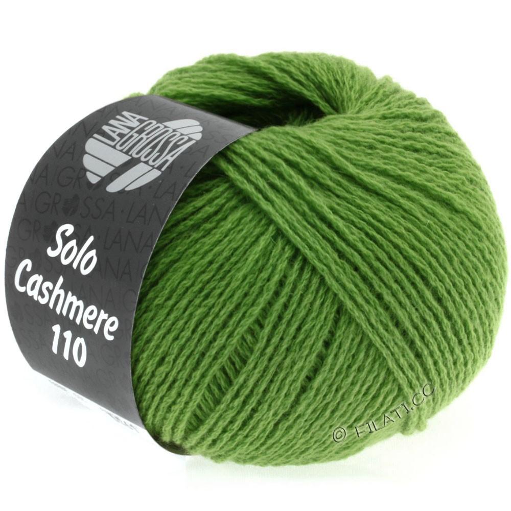 Lana Grossa SOLO CASHMERE 110 | 139-grøn