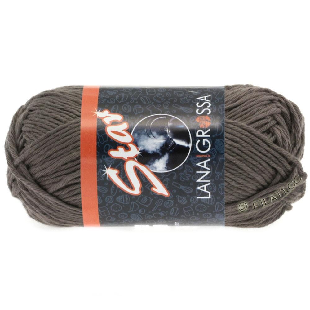 Lana Grossa STAR | 47-gråbrun
