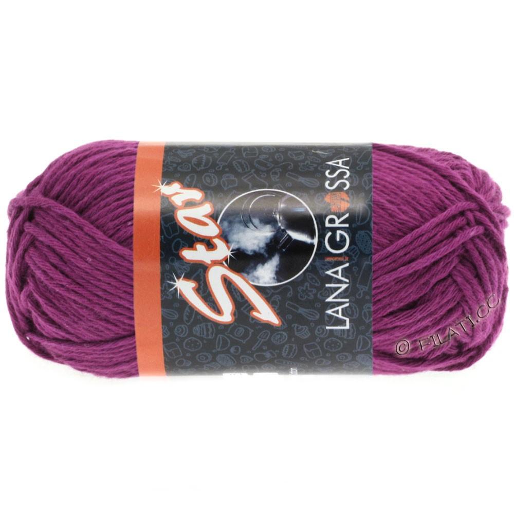 Lana Grossa STAR | 49-mørk violet