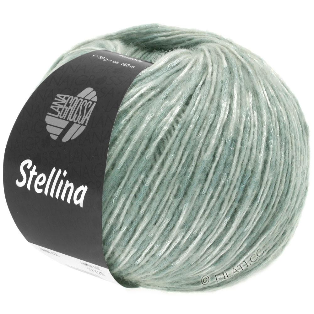 Lana Grossa STELLINA | 01-lysegrå/sølv