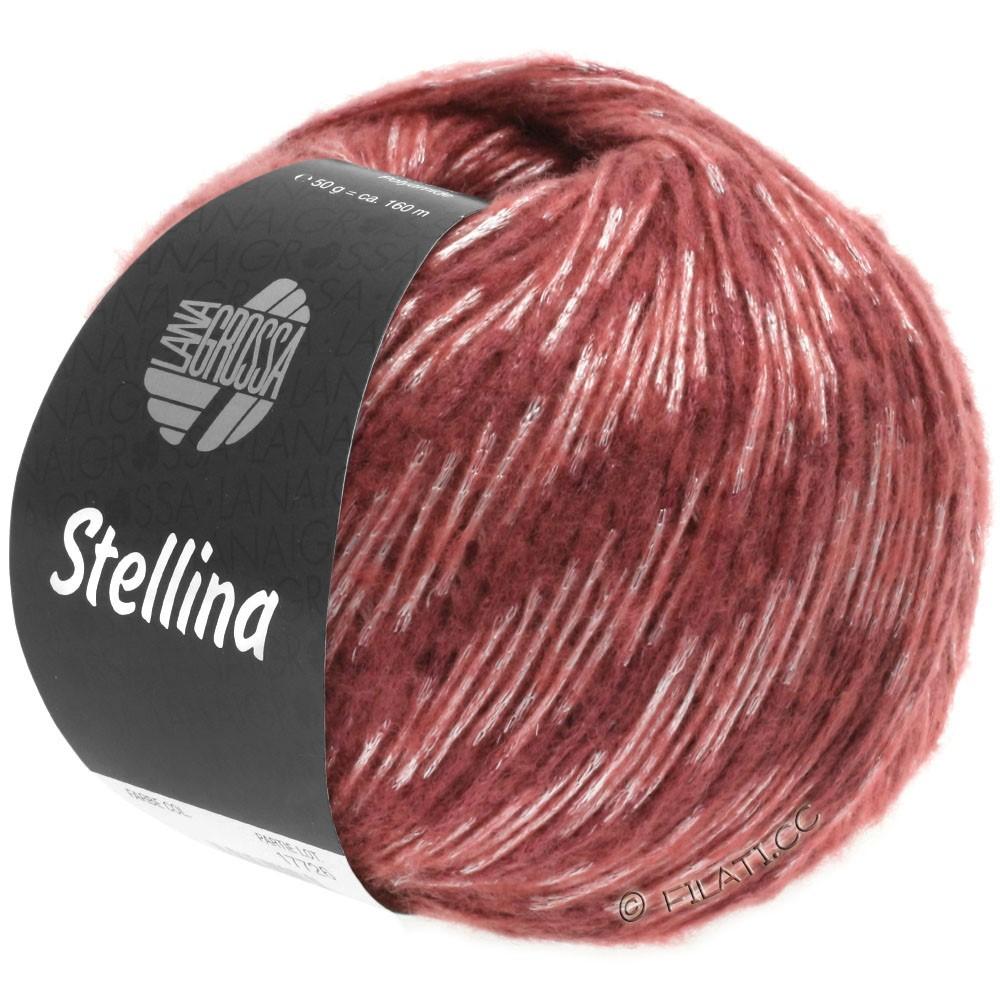Lana Grossa STELLINA | 03-rødbrun/terrakotta