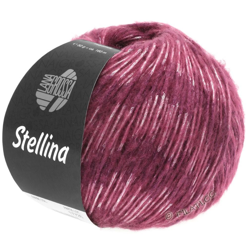 Lana Grossa STELLINA | 04-rødviolet/rosa