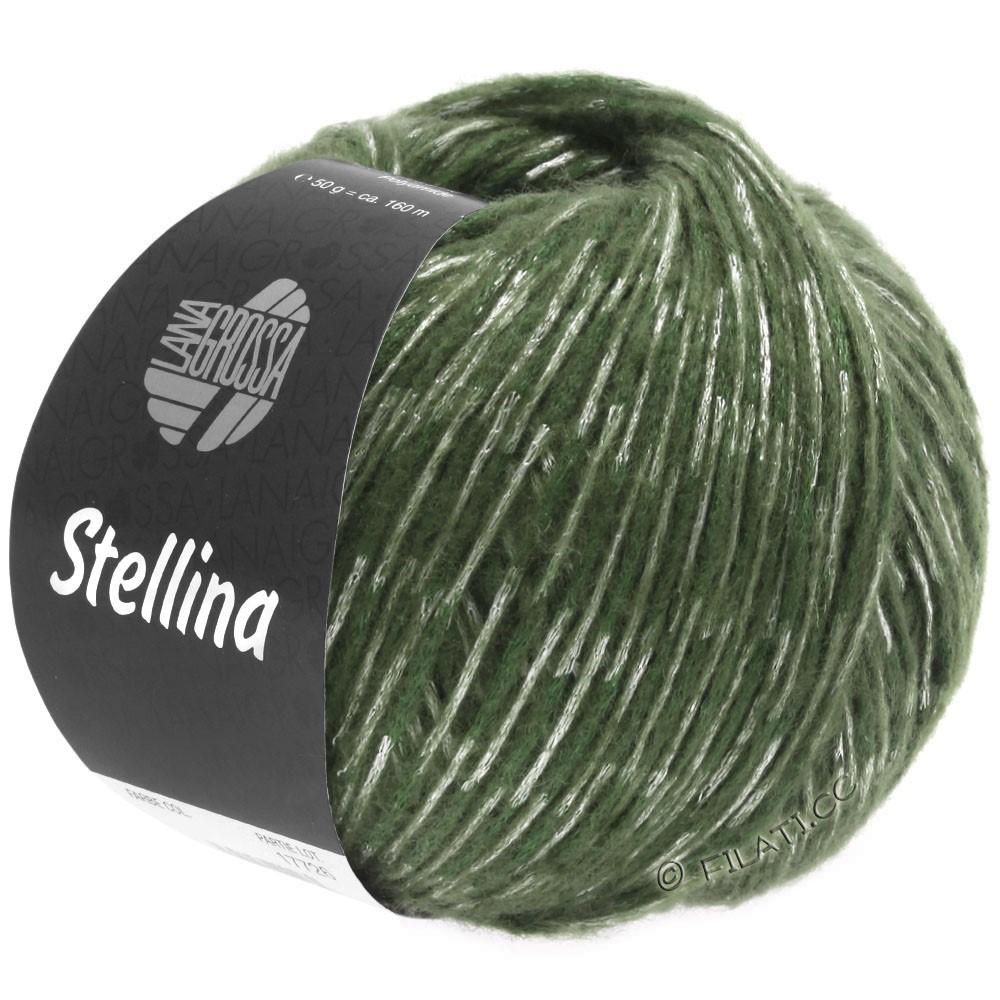 Lana Grossa STELLINA | 19-resedagrøn/grågrøn
