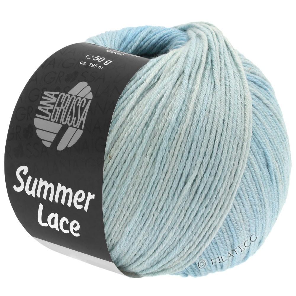 Lana Grossa SUMMER LACE DEGRADÉ | 109-natur/pastelblå/lyseblå