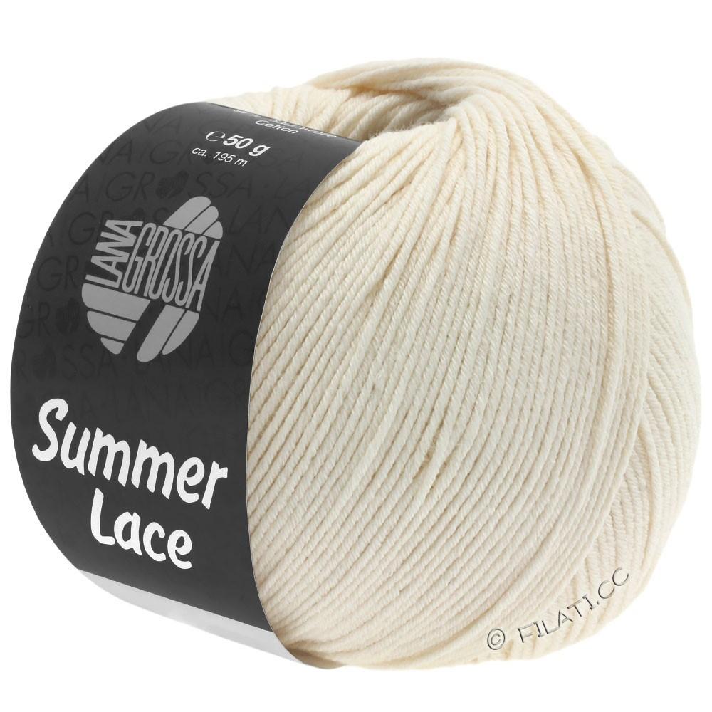 Lana Grossa SUMMER LACE | 02-fløde