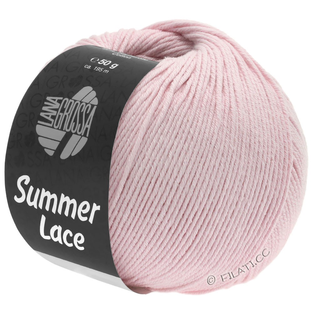 Lana Grossa SUMMER LACE | 03-rosa