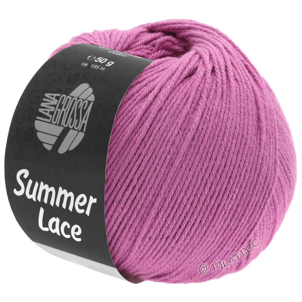 Lana Grossa SUMMER LACE | 04-lilla