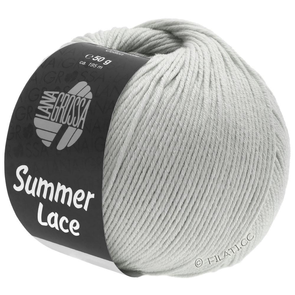 Lana Grossa SUMMER LACE | 07-sartgrå