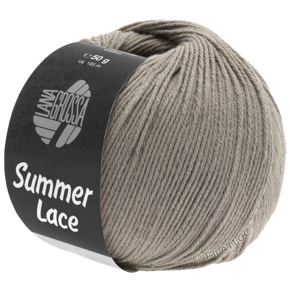 Lana Grossa SUMMER LACE | 08-taupe