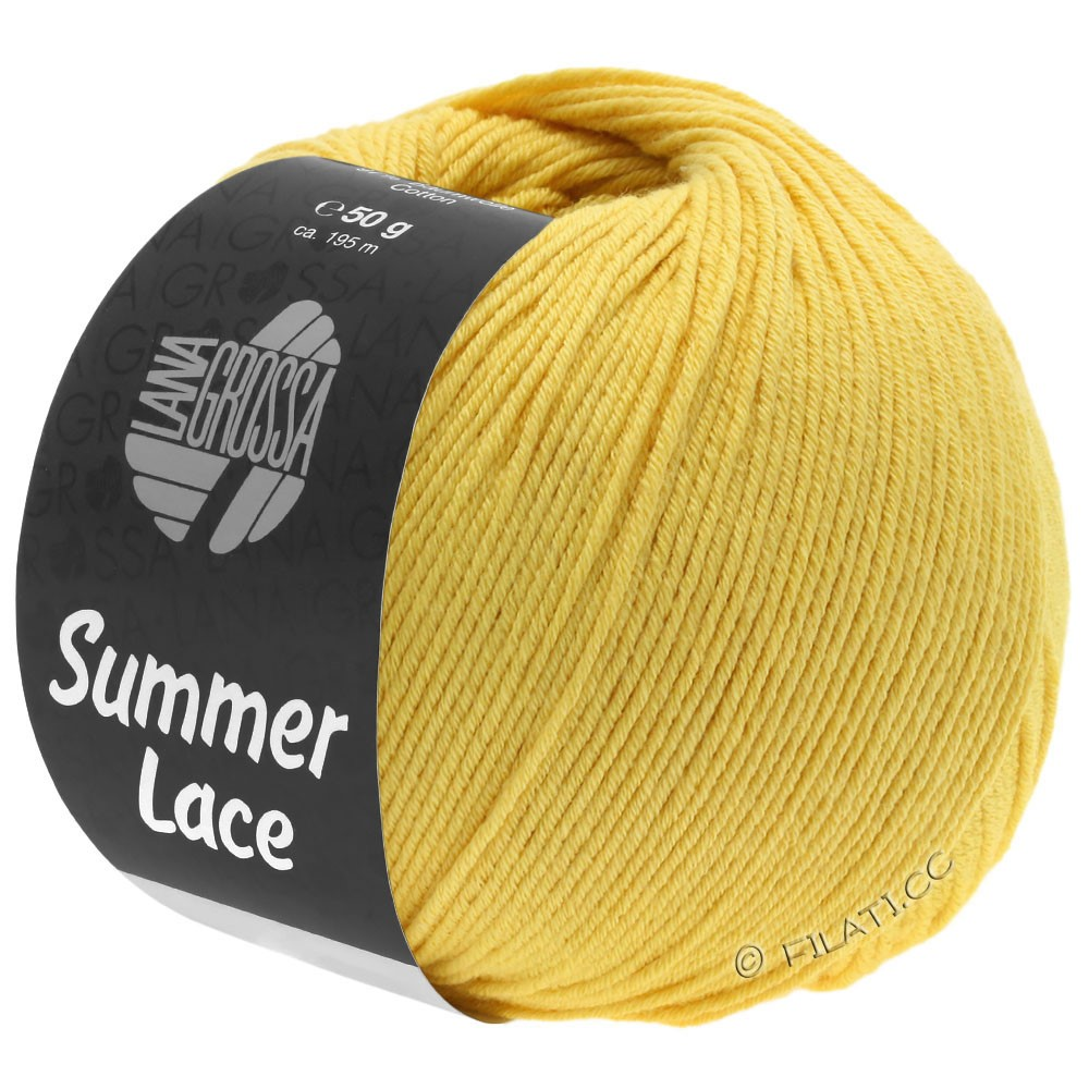 Lana Grossa SUMMER LACE | 09-gul