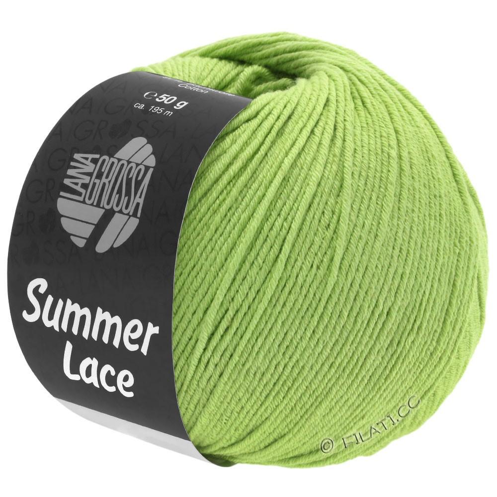 Lana Grossa SUMMER LACE | 10-lysegrøn