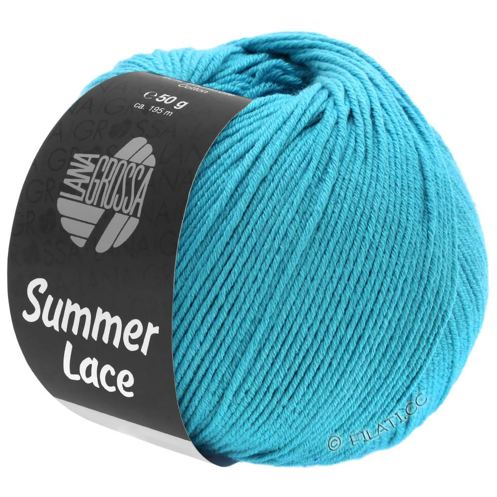 Lana Grossa SUMMER LACE | 14-turkis