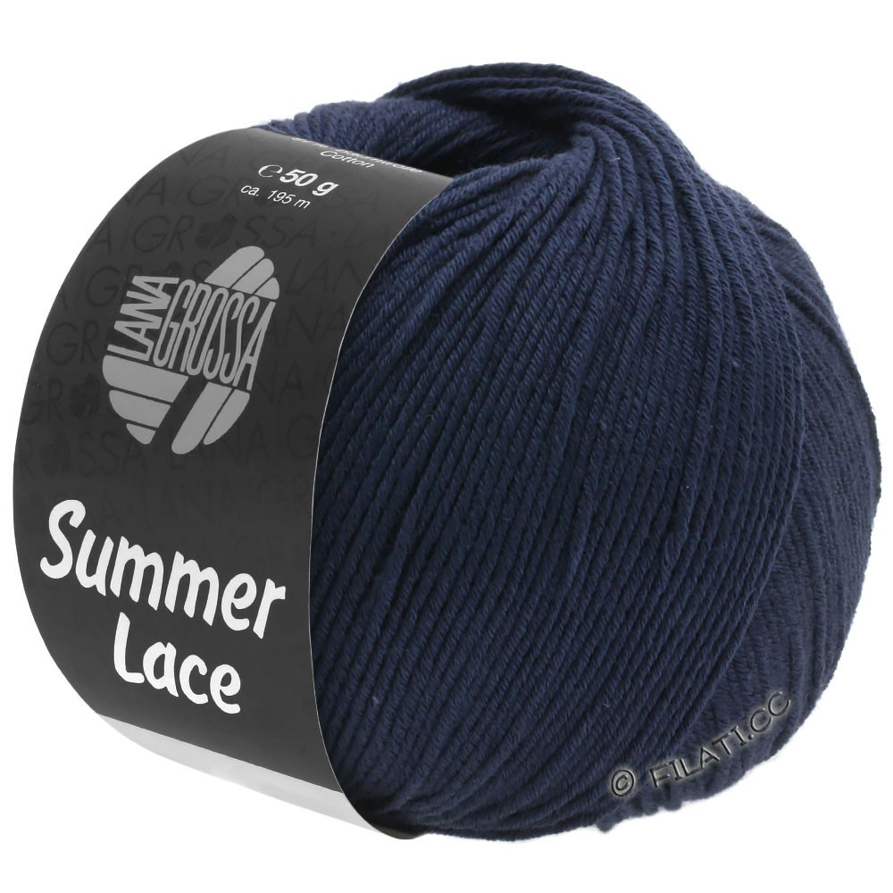 Lana Grossa SUMMER LACE | 15-natblå