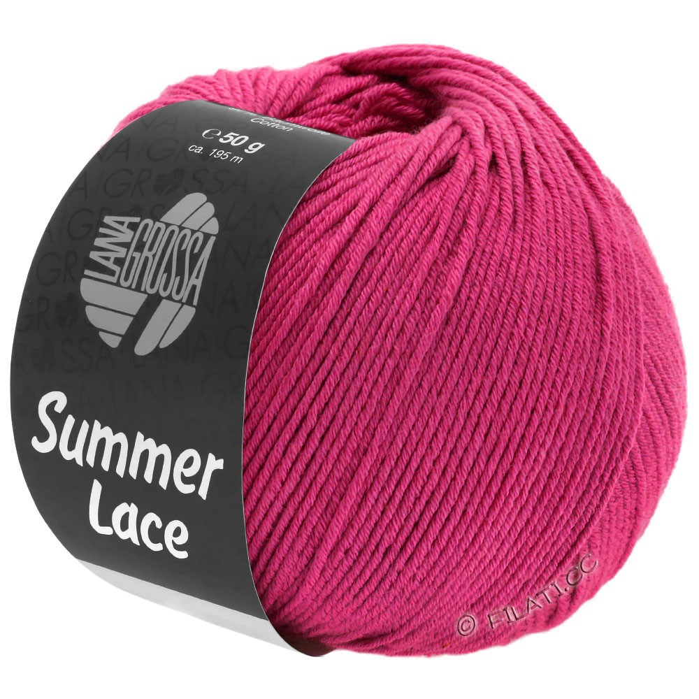 Lana Grossa SUMMER LACE | 18-pink