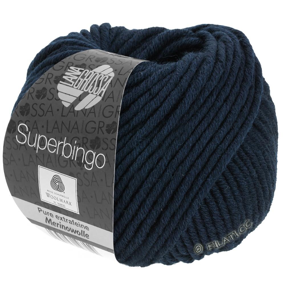 Lana Grossa SUPERBINGO | 011-natblå