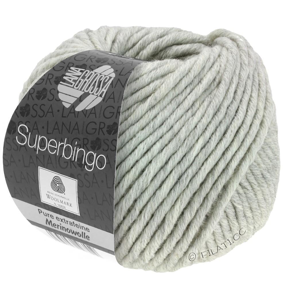 Lana Grossa SUPERBINGO | 014-lysegrå meleret