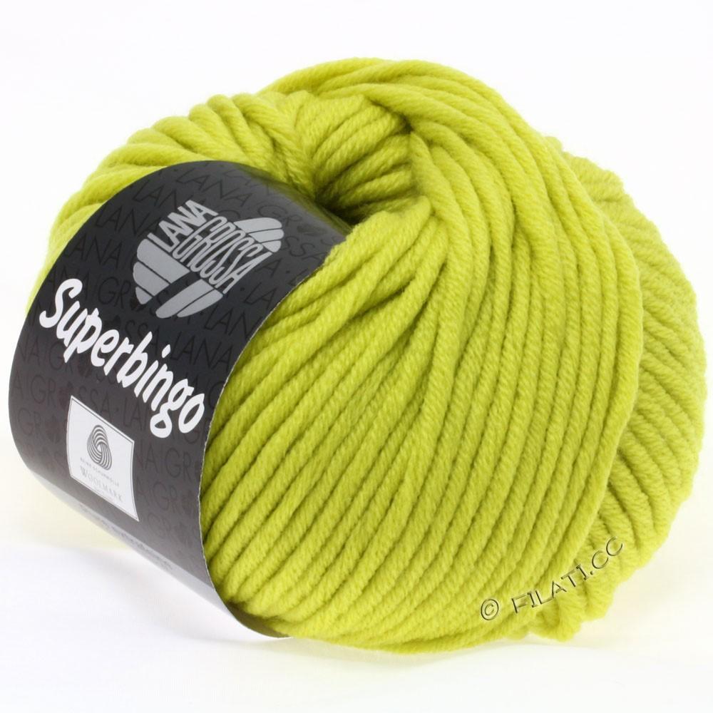 Lana Grossa SUPERBINGO | 030-gulgrøn