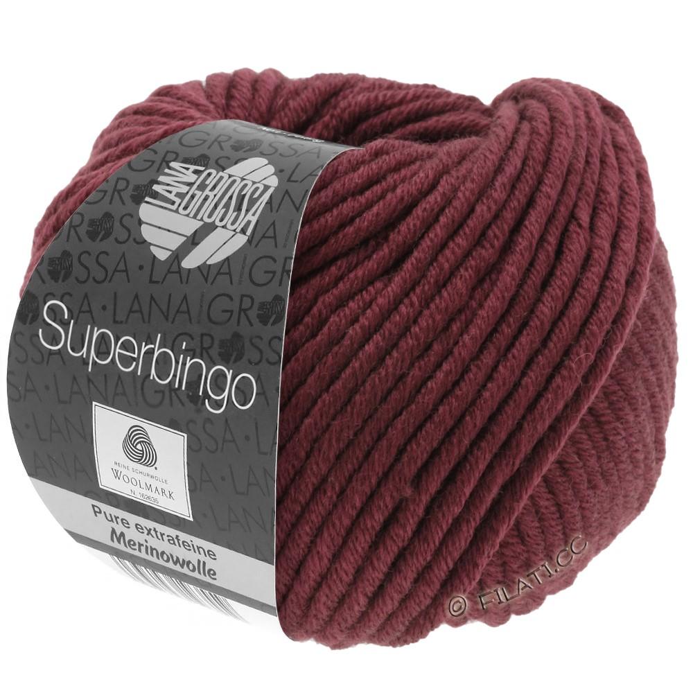 Lana Grossa SUPERBINGO | 038-burgund