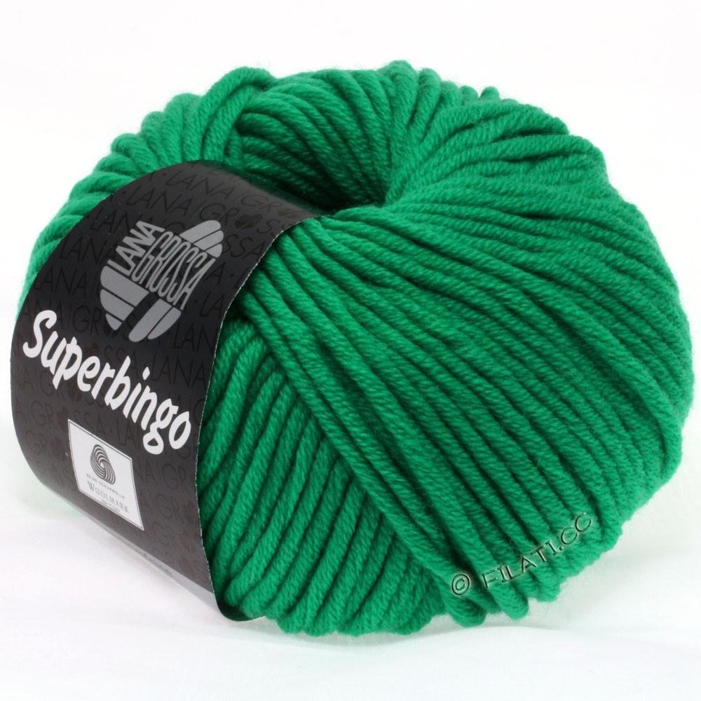 Lana Grossa SUPERBINGO | 040-smaragd