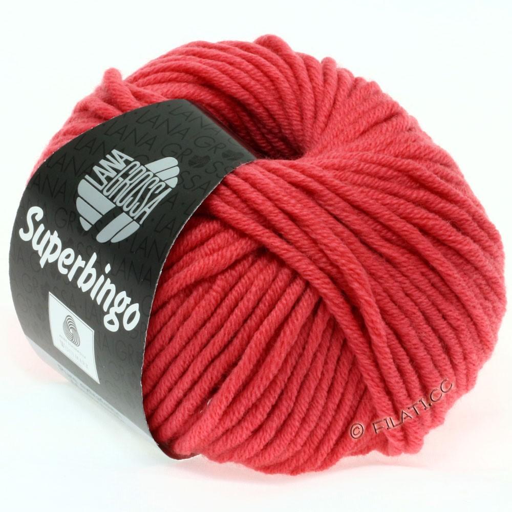 Lana Grossa SUPERBINGO | 046-lys rød