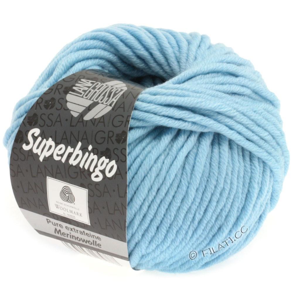 Lana Grossa SUPERBINGO | 059-lyseblå