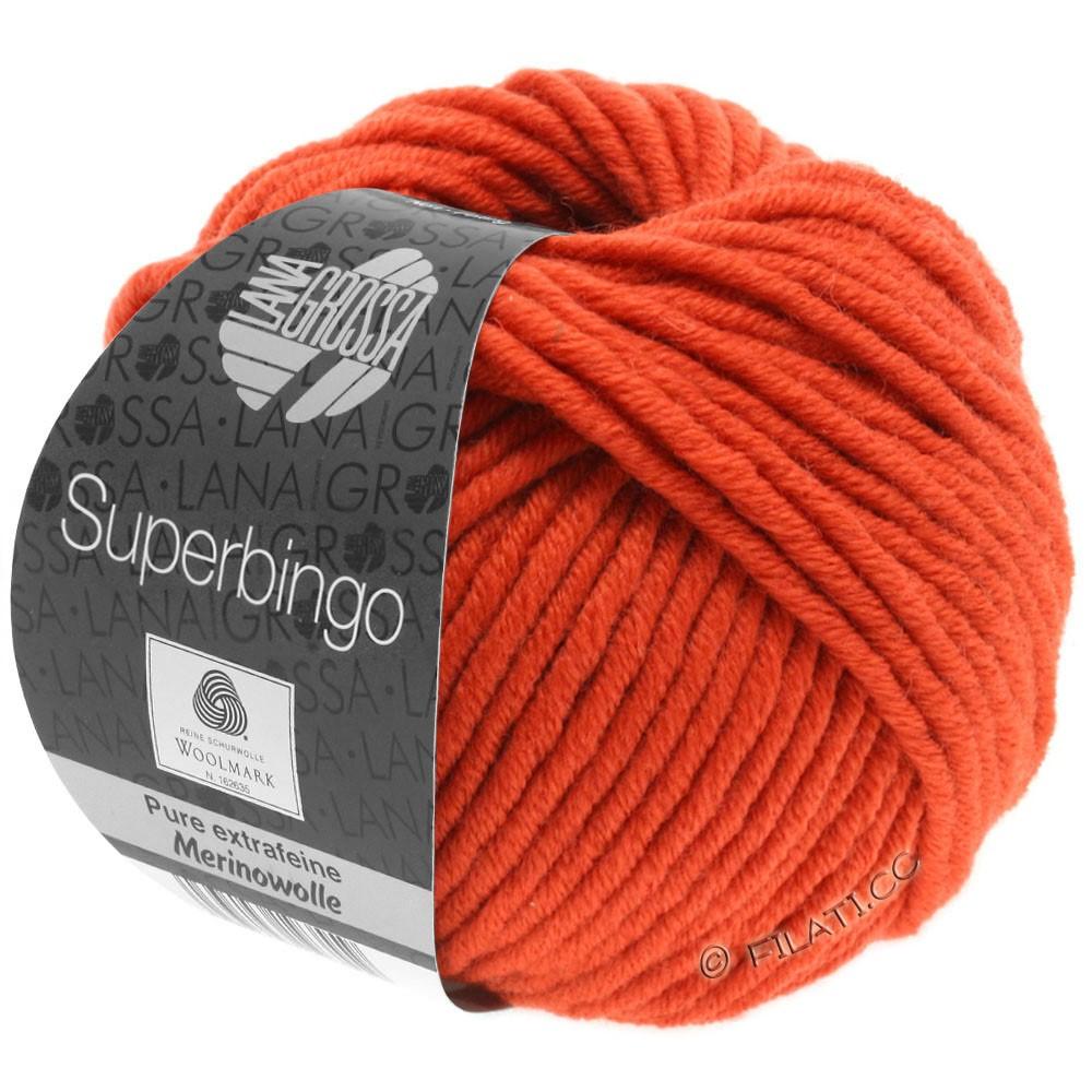 Lana Grossa SUPERBINGO | 066-orangerød