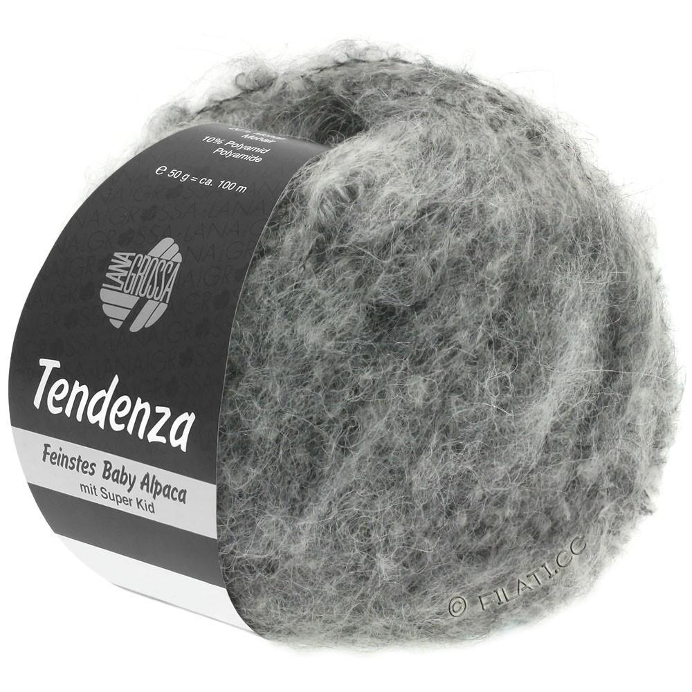 Lana Grossa TENDENZA | 011-grå /natur