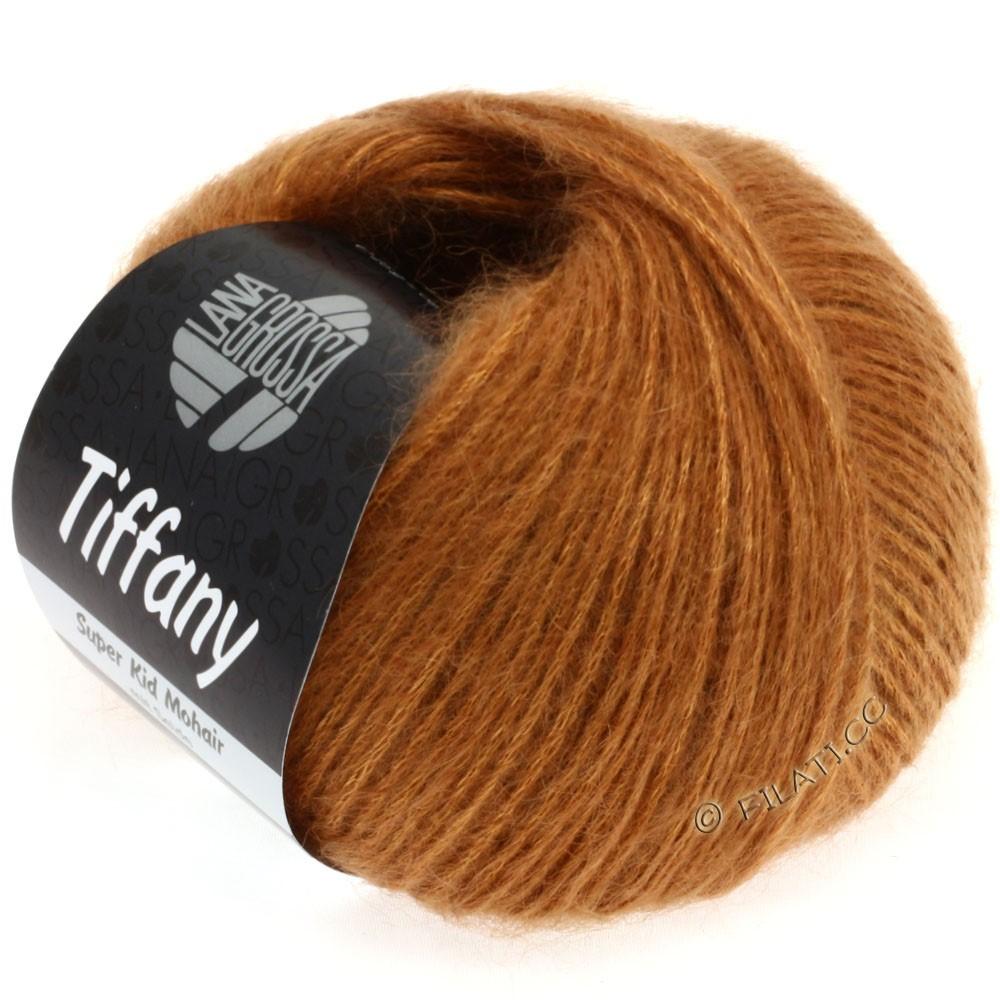 Lana Grossa TIFFANY | 02-gyldenbrun